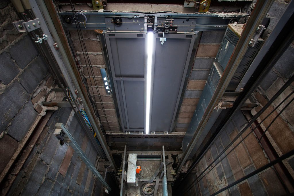 elevator-shaft